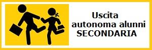 Autorizzazione uscita autonoma alunni secondaria di primo grado 2020-21 -  I. C. Viale dei Consoli, 16