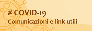 COVID-19 INFORMAZIONI UTILI